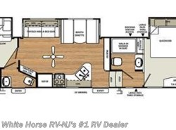 Used 2016  Forest River Sierra Select 357TRIP Two Bedroom Triple Slide-out