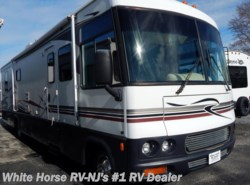 Used 2002  Itasca Suncruiser 37G Queen Bed, Sofa/Dinette Slide-out