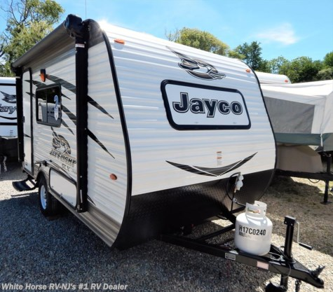 2017 Jayco Jay Flight 145RB SLX Front Dinette/Bed Rear Bath