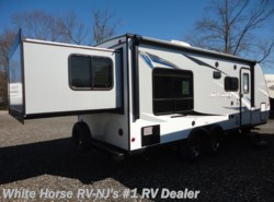 New 2017  Jayco Jay Feather 213 Front Bunks w/King Bed Rear Slideout by Jayco from White Horse RV Center in Williamstown, NJ