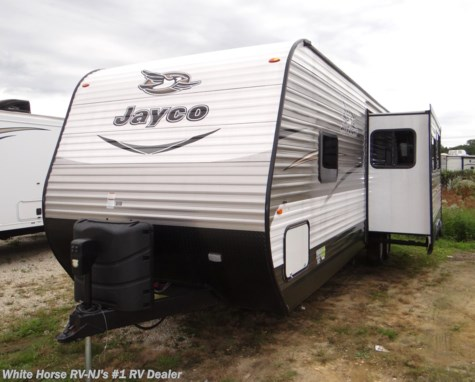 2017 Jayco Jay Flight 29BHDB 2-BdRM Slide DBL Bed Bunks, 1&1/2 Baths