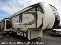 New 2017  Jayco Pinnacle 36FBTS 1 1/2 Bath Rear Living Triple Slide by Jayco from White Horse RV Center in Williamstown, NJ