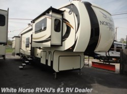 New 2017 Jayco North Point 383FLFS Front Living Room w/Five Slideouts available in Williamstown, New Jersey