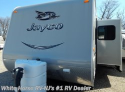 Used 2015  Jayco Jay Flight 32TSBH Two Bedroom, Triple Slide-out by Jayco from White Horse RV Center in Williamstown, NJ