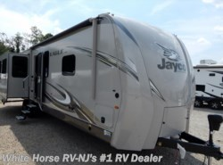 New 2018  Jayco Eagle 330RSTS Rear Sofa Triple Slideout by Jayco from White Horse RV Center in Williamstown, NJ