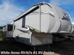 New 2018  Jayco Eagle 336FBOK Front Bathroom Rear Sofa Triple Slide by Jayco from White Horse RV Center in Williamstown, NJ