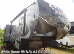 Used 2014  Heartland RV Cyclone CY 3110 Queen Bed, Triple Slide-out by Heartland RV from White Horse RV Center in Williamstown, NJ