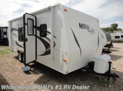 Used 2013  Forest River Rockwood Mini Lite 2306 Murphy Bed, Single Bunks by Forest River from White Horse RV Center in Williamstown, NJ