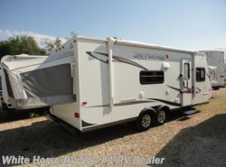 Used 2011  Jayco Jay Feather Select X23 B Double Bed Ends, Sofa Slide-out by Jayco from White Horse RV Center in Williamstown, NJ