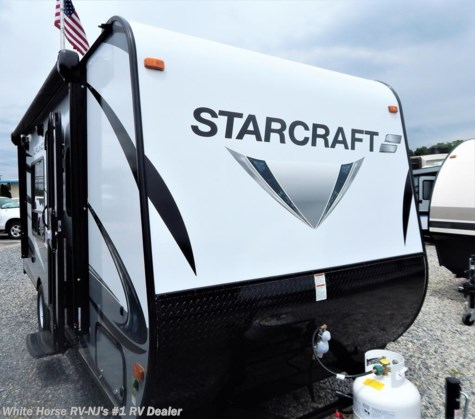 2018 Starcraft Launch Outfitter 7 17QB