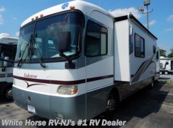 Used 2000  Holiday Rambler Endeavor 38CDS Rear Queen, Sofa/Galley Slide-out by Holiday Rambler from White Horse RV Center in Williamstown, NJ