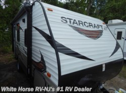 New 2018  Starcraft Autumn Ridge Outfitter 18QB Front Queen Rear Bath by Starcraft from White Horse RV Center in Williamstown, NJ