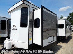 New 2018  Jayco Bungalow 40BHQS Two Bedroom Quad Slideout by Jayco from White Horse RV Center in Williamstown, NJ