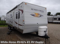 Used 2010  SunnyBrook Sunset Creek 298BH Two Bedroom, Single Slide-out by SunnyBrook from White Horse RV Center in Williamstown, NJ