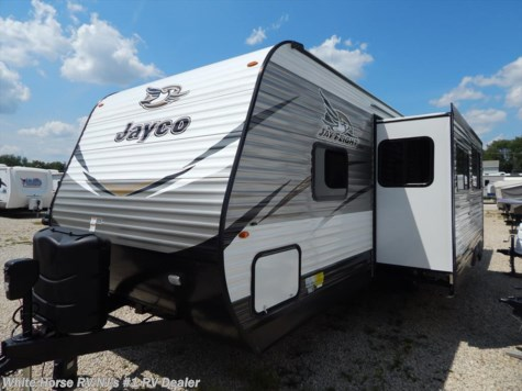 2018 Jayco Jay Flight 28BHBE 2-Bedroom Sofa/U-Dinette Slideout