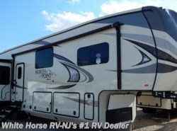 New 2018  Jayco North Point 377RLBH Rear Lounge Two Bedroom Quad Slide by Jayco from White Horse RV Center in Williamstown, NJ