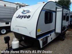 New 2018  Jayco Hummingbird 17RB Front Queen Rear Bath w/Galley Slideout by Jayco from White Horse RV Center in Williamstown, NJ