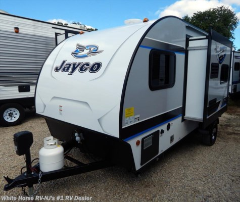 2018 Jayco Hummingbird 17RB Front Queen, Full Rear Bath, Kitchen Slide