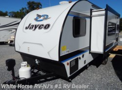 New 2018  Jayco Hummingbird 17RK Front Queen Rear Kitchen w/U-Dinette Slideout by Jayco from White Horse RV Center in Williamstown, NJ