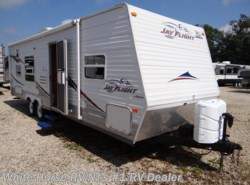Used 2007  Jayco Jay Flight 29BHS Bunk Beds with Sofa Slide-out by Jayco from White Horse RV Center in Williamstown, NJ