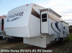Used 2005  Keystone Challenger 32TKB Rear Living Room Triple Slide by Keystone from White Horse RV Center in Williamstown, NJ