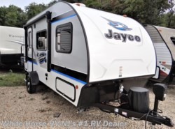 Used 2017  Jayco Hummingbird 17RB Rear Bath, Galley Slide-out by Jayco from White Horse RV Center in Williamstown, NJ