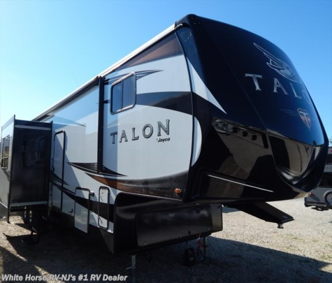 2018 Jayco Talon 413T Front Queen w/U-Dinette & Galley Slideouts