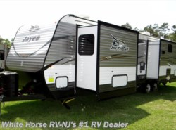 New 2018  Jayco Jay Flight 34RSBS Rear Living Room Triple Slideout by Jayco from White Horse RV Center in Williamstown, NJ