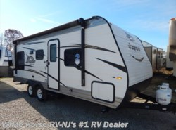 New 2018  Jayco Jay Flight SLX 212QB Front Queen w/Sofa & Dinette by Jayco from White Horse RV Center in Williamstown, NJ