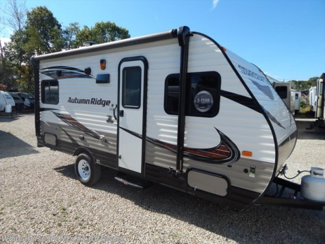 2018 Starcraft Autumn Ridge Outfitter 17RD Front Queen, Rear Dinette