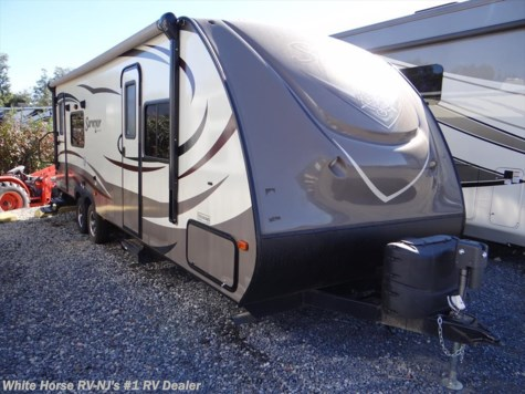2015 Forest River Surveyor Sport 264RKS Rear Kitchen Slide-out