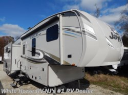 New 2018  Jayco Eagle HT 28.5RSTS Rear Sofa Living Room Triple Slide by Jayco from White Horse RV Center in Williamstown, NJ