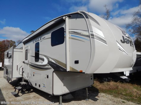 2018 Jayco Eagle HT 28.5RSTS Rear Sofa Living Room Triple Slide