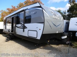 New 2018 Jayco Octane Super Lite 272 SL Front Is. Queen Bed w/8' Garage Area & Bunk available in Williamstown, New Jersey