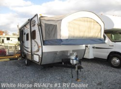 Used 2016  Coachmen Viking 16RBD Front & Rear Drop Down Bed Ends by Coachmen from White Horse RV Center in Williamstown, NJ