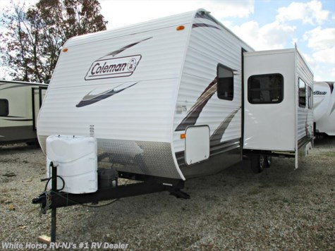 2010 Dutchmen Coleman CT260 2-BdRM Slide with Bunk Beds