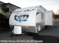 Used 2012  Forest River Cherokee Grey Wolf 28BH 2-BdRM U-Dinette & Sofa/Bed Slide Double Bed by Forest River from White Horse RV Center in Williamstown, NJ