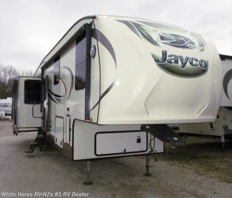 2015 Jayco Eagle 323LKTS Rear Entertainment Triple Slide