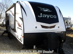 Used 2016  Jayco White Hawk 24RKS Rear Kitchen Slide-out by Jayco from White Horse RV Center in Williamstown, NJ