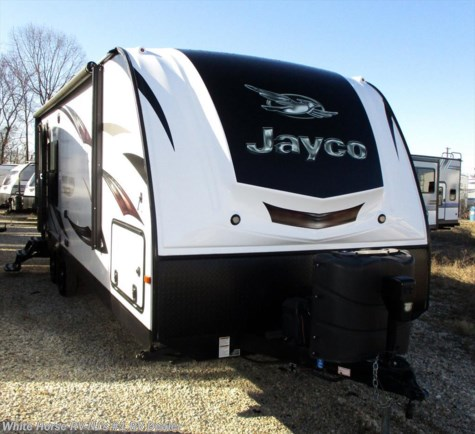 2016 Jayco White Hawk 24RKS Rear Kitchen Slide-out