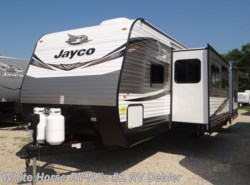 New 2019  Jayco Jay Flight 32TSBH 2-Bdrm Triple Slide with Outside Kitchen by Jayco from White Horse RV Center in Williamstown, NJ