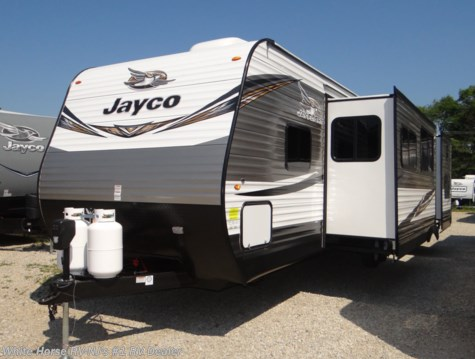 2019 Jayco Jay Flight 32TSBH 2-Bdrm Triple Slide with Outside Kitchen