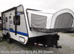 New 2019 Jayco Jay Feather 17Z Two Drop-Down Beds Sofa & Dinette available in Williamstown, New Jersey