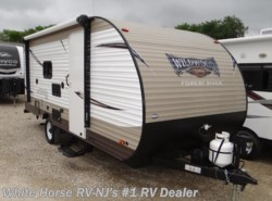 Used 2018  Forest River Wildwood FSX 197BH 2-BdRM Front Queen, Rear Bunk Beds by Forest River from White Horse RV Center in Williamstown, NJ