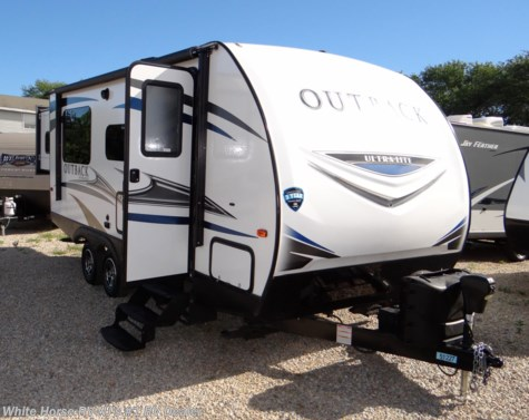 2018 Keystone Outback 210URS Front Bunks w/Rear King Bed Slideout