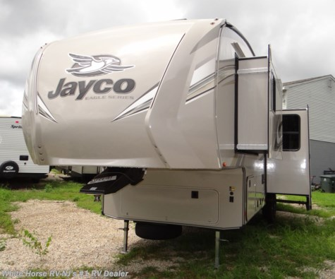 2019 Jayco Eagle HT 29.5BHDS 2-BdRM Double Slide w/ Double Bed Bunks