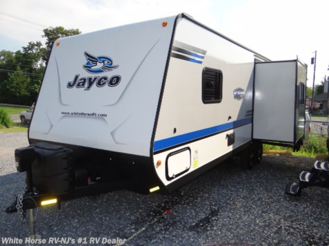 2018 Jayco Jay Feather 23RL Rear Living Slide