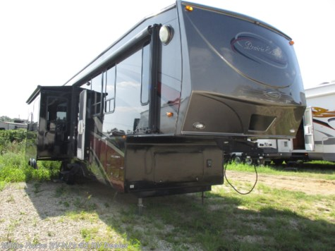 2009 Gulf Stream Prairie Schooner 36 FTE Rear Entertainment Quad Slide