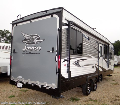 2017 Jayco Octane Super Lite 273 with 7'10