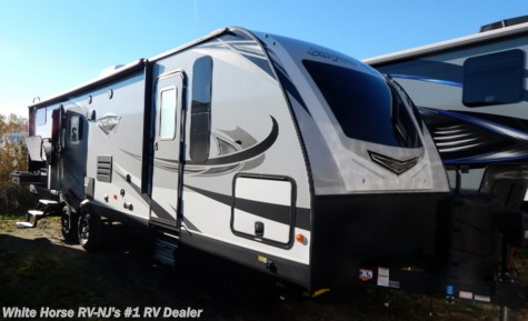 2019 Jayco White Hawk 29BH 2-BdRM Slide w/ DBL Bunks, Outside Kitchen